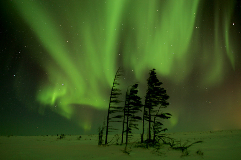 Best Time to See the Northern Lights in Churchill