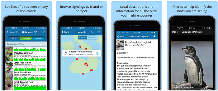 Top 7 Apps To Download For Your Galapagos Islands Tour